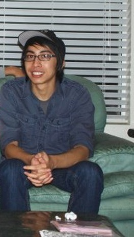 ME CIRCA 2007. I WAS YOUNG, NAIVE, AND HAD NO clue WHAT TO DO WITH MY LIFE.