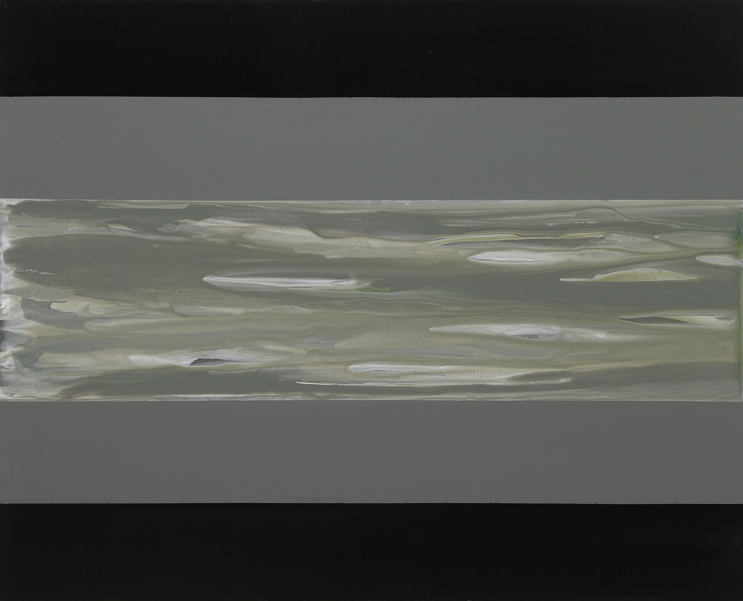 horizon_06  acrylic on canvas  117 cm X 92 cm  2013
