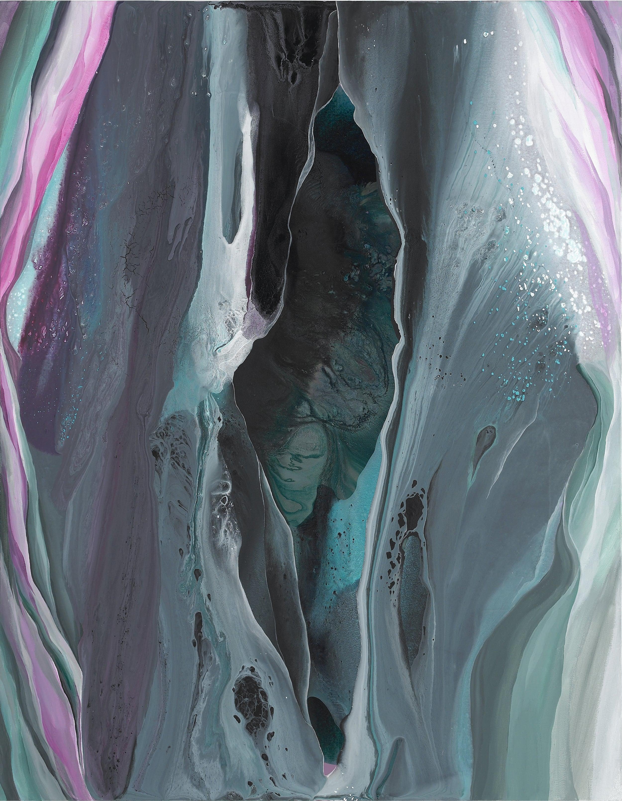 figure_36  acrylic on canvas  80 cm X 116.7 cm  2014