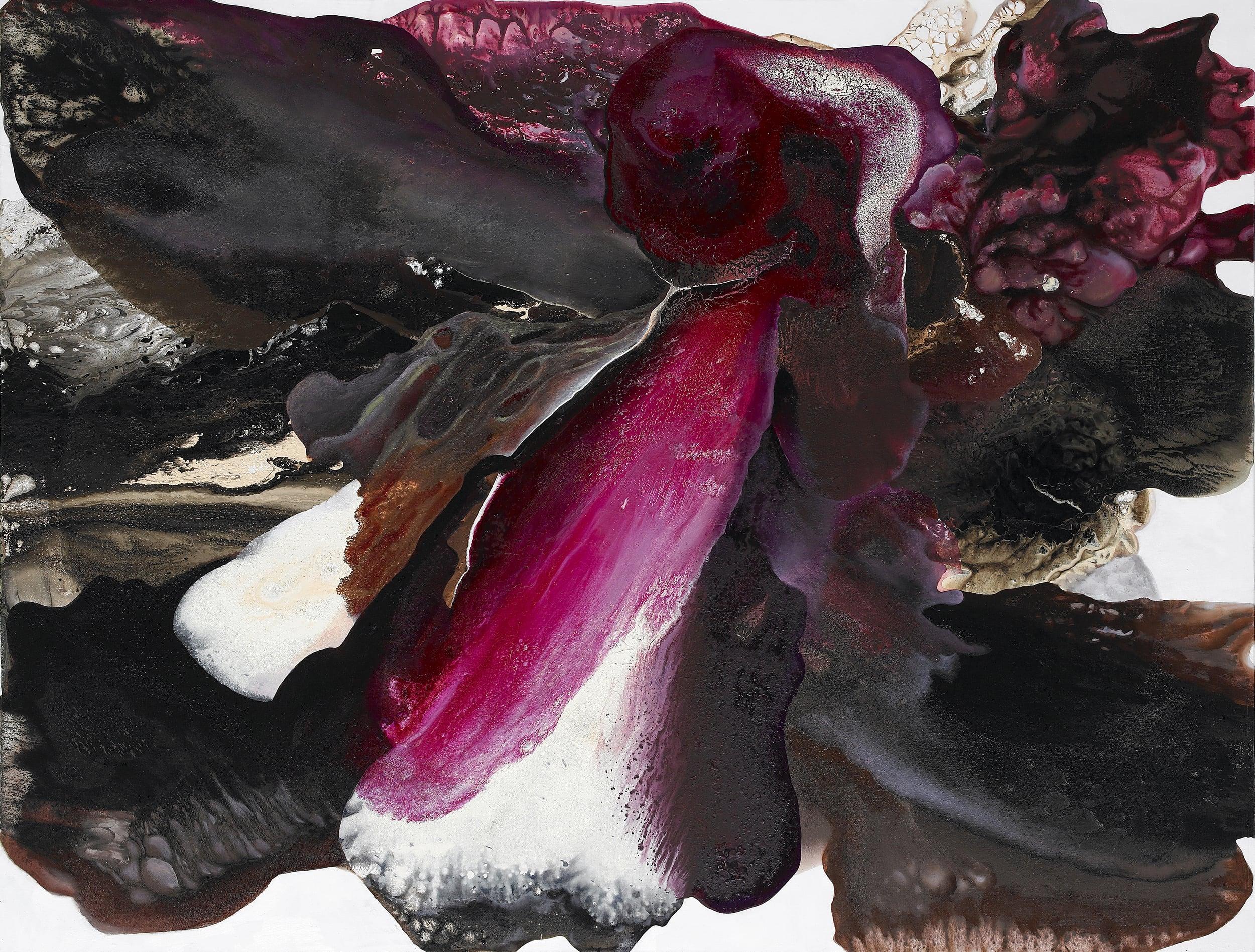 figure_34  acrylic on canvas  146 cm X 113 cm  2015