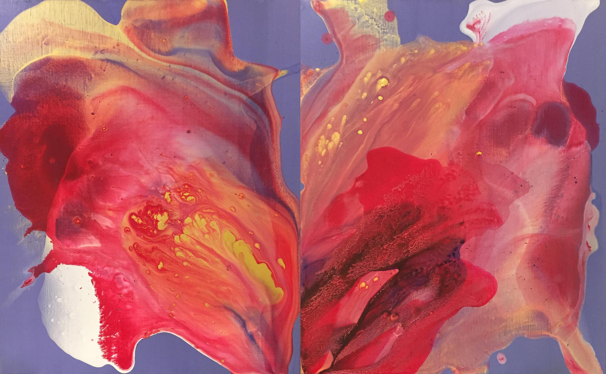 figure_10  acrylic on canvas  60.5 cm X 100 cm  2015