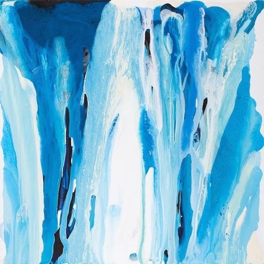 fall_07  acrylic on canvas  130 cm X 130 cm  2012