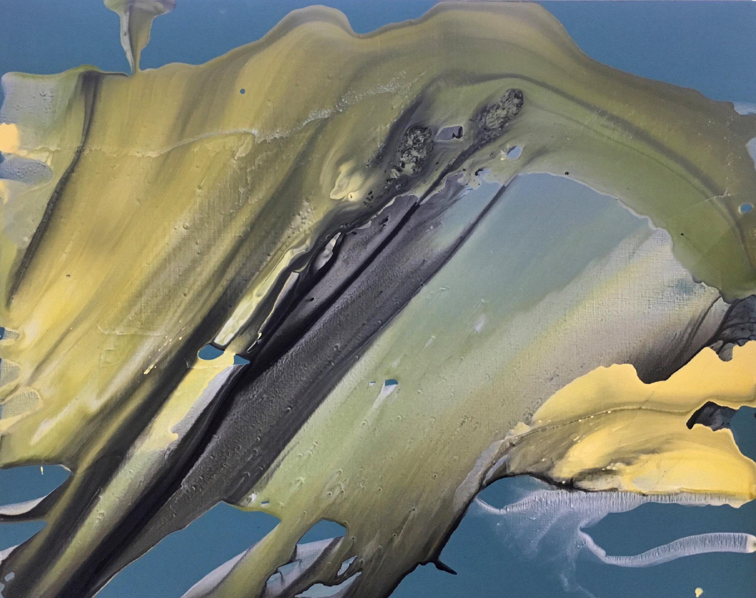 figure_04  acrylic on canvas  162 cm X 130 cm  2015