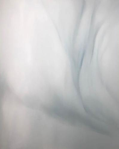 ephemeral_07  oil on canvas  80 X 100 cm  2017