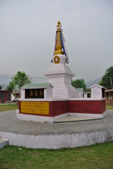 One of the Tibetan Settlements I visited in Pokhara