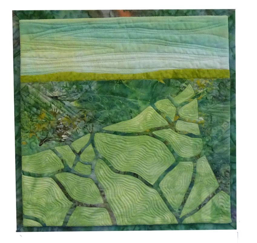 ' Green Hills' Stepping Stones #4