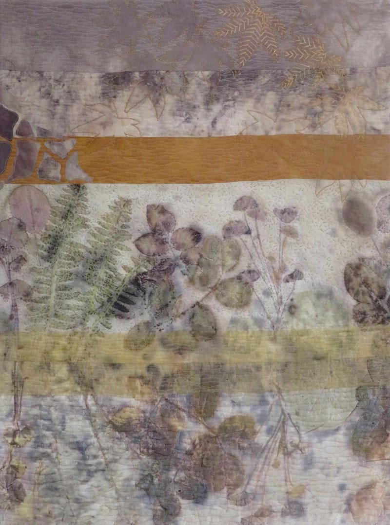 Autumn Leaf Series - Reflection