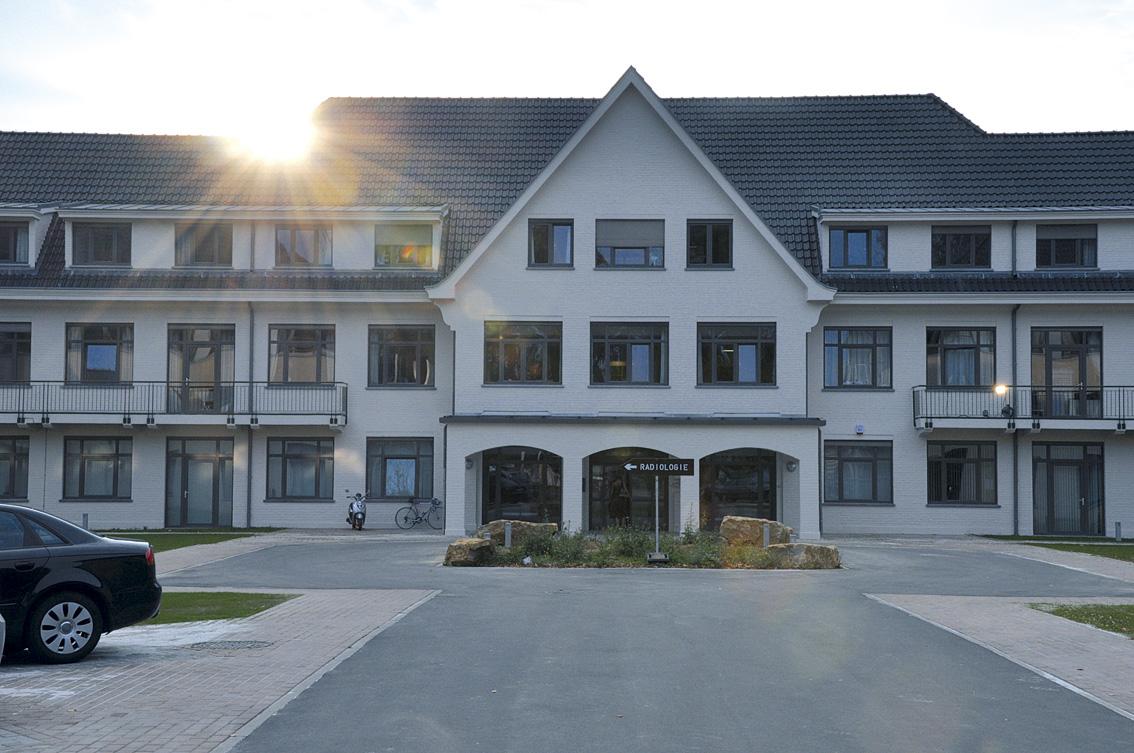 Centre hospitalier de réadaptation et de psychiatrie du Brabant Wallon (CHRPBW)