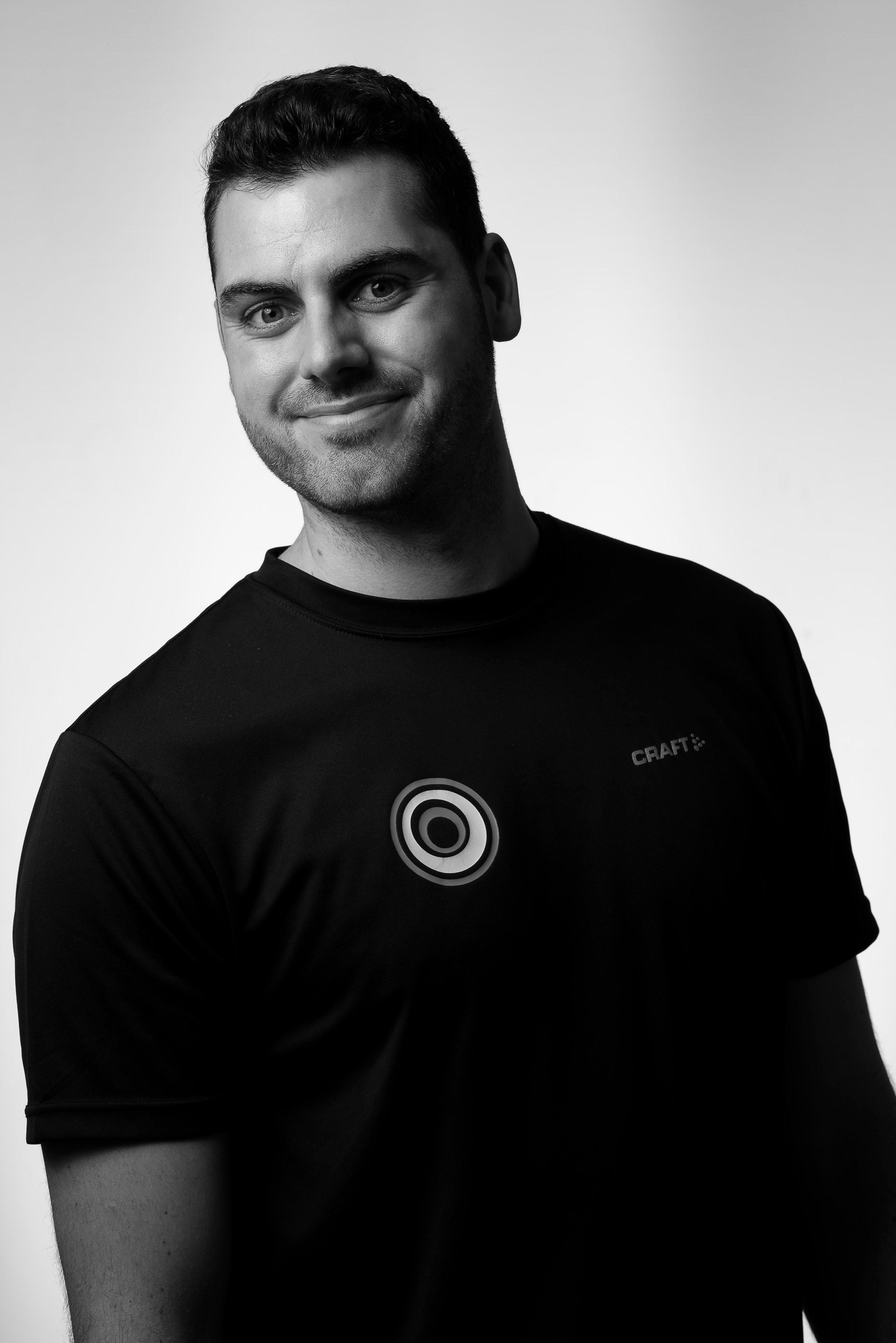 Golf fysioterapeut Martin Olsen