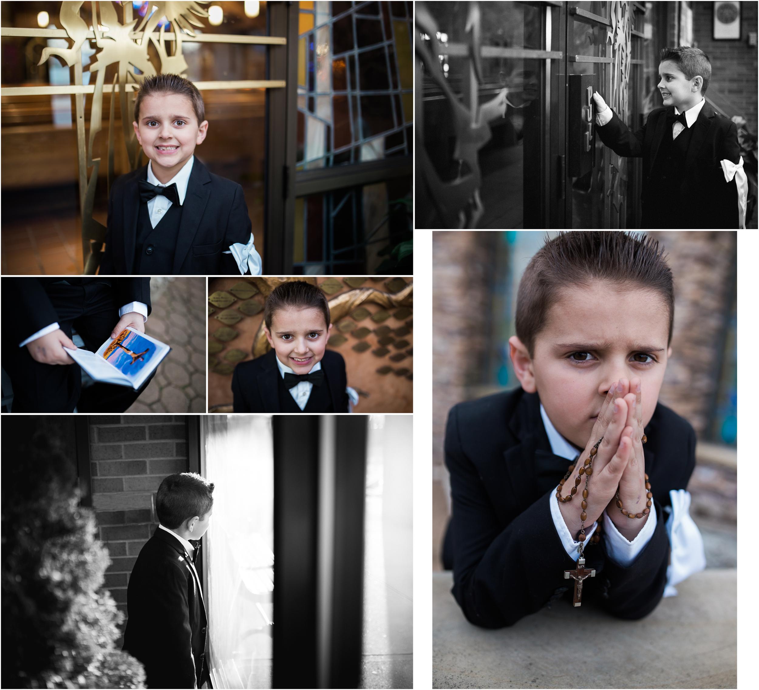 Long Island Communion Portraits