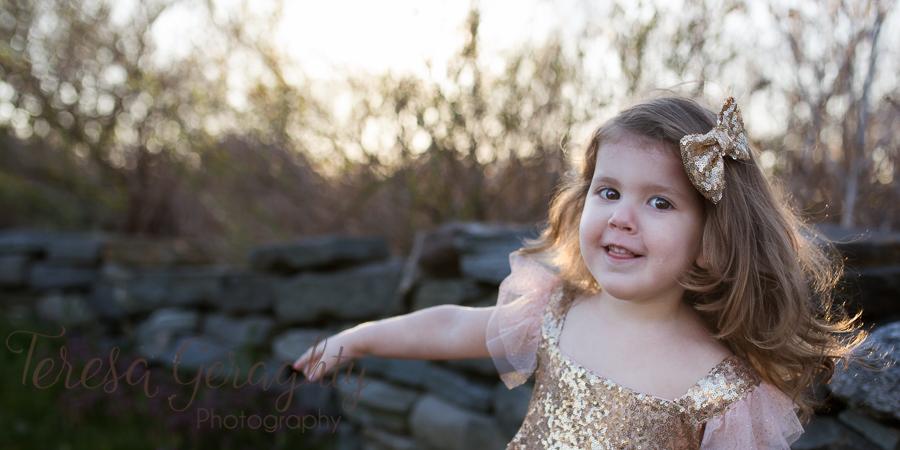Long Beach, NY Children's Photography and birthday portraits
