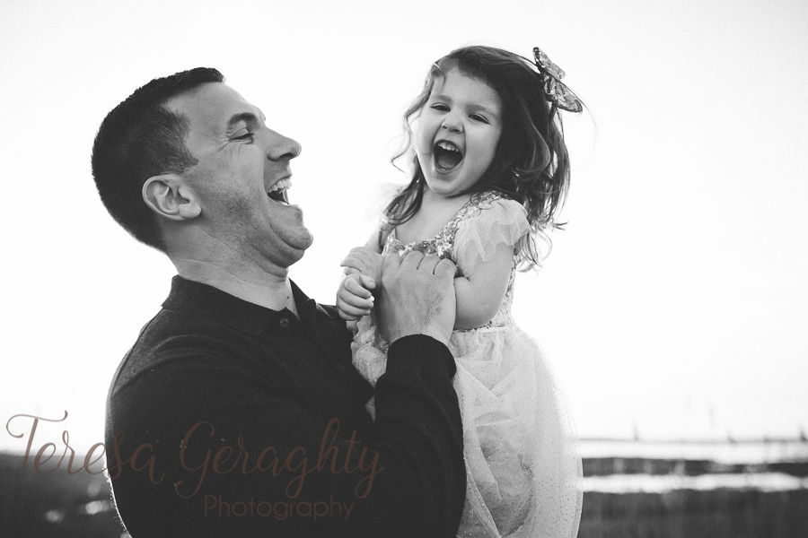 Candid and organic Long Island Family Photography