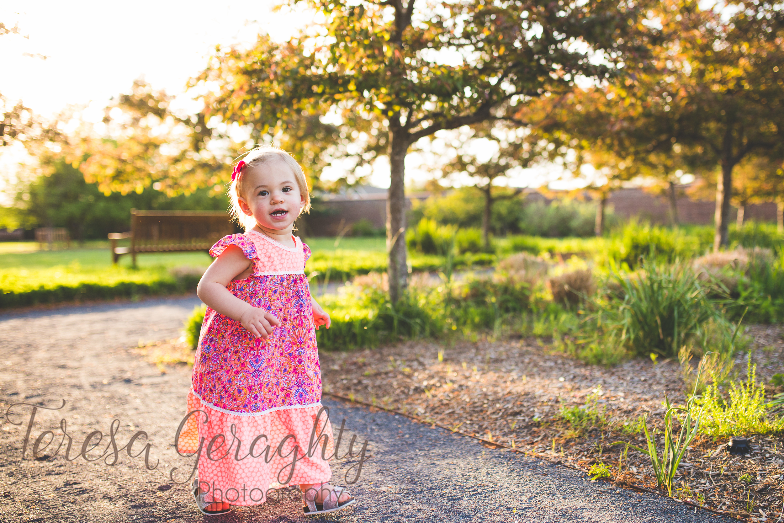 Nassau COunty One Year Old session