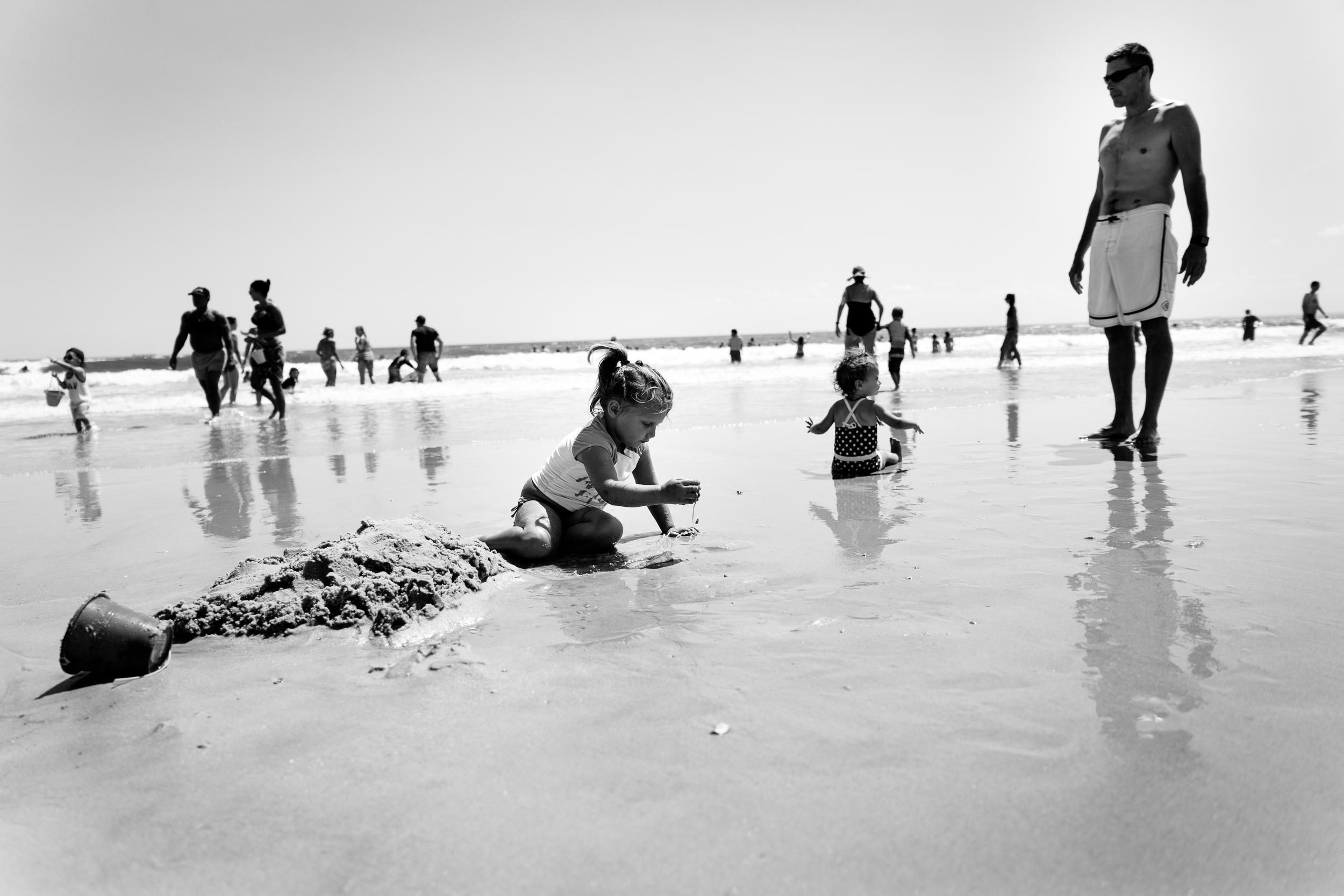 Long Island Children's Beach Photography