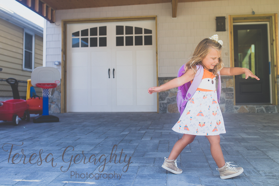 Long Island Back to school Lifestyle Children's Photography