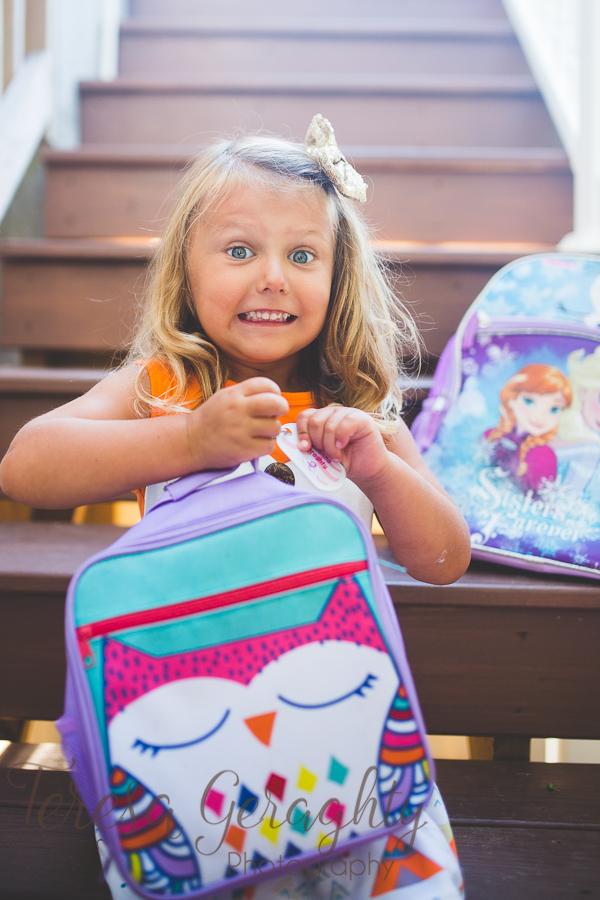 Long Island Back to School Lifestyle Children's Photos