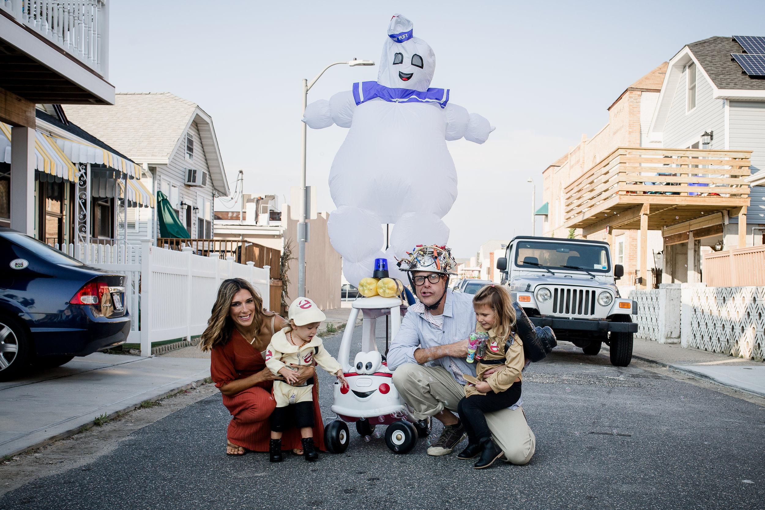 Long Island Family Halloween photographer