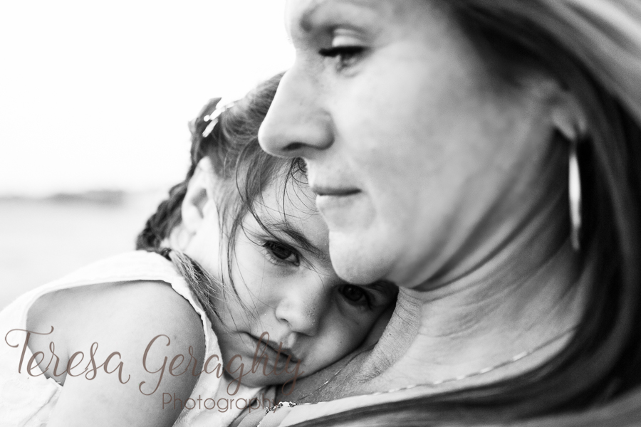 Mommy and Me Beach Mini session in LOng Beach, NY