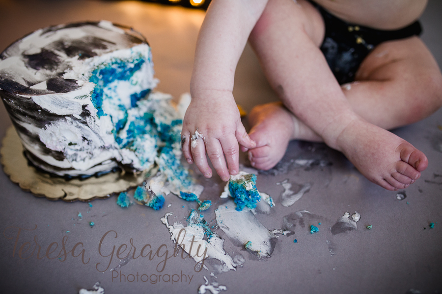 Long Island cake smash photographer
