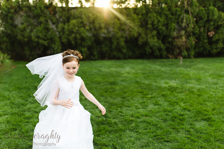 Long Island First Communion Photographer