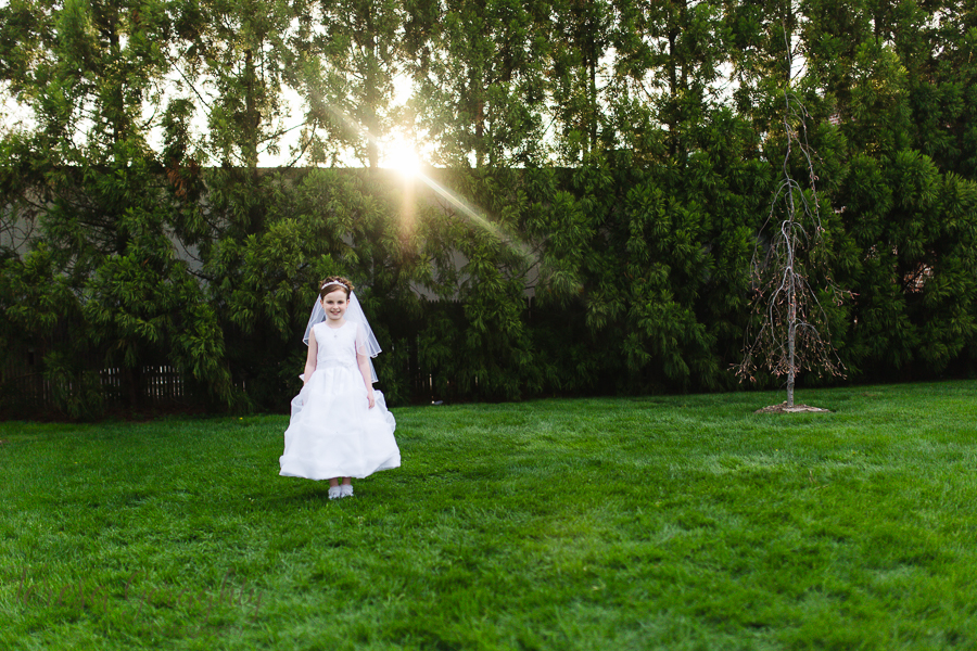 First Communion Photographer in Nassau County