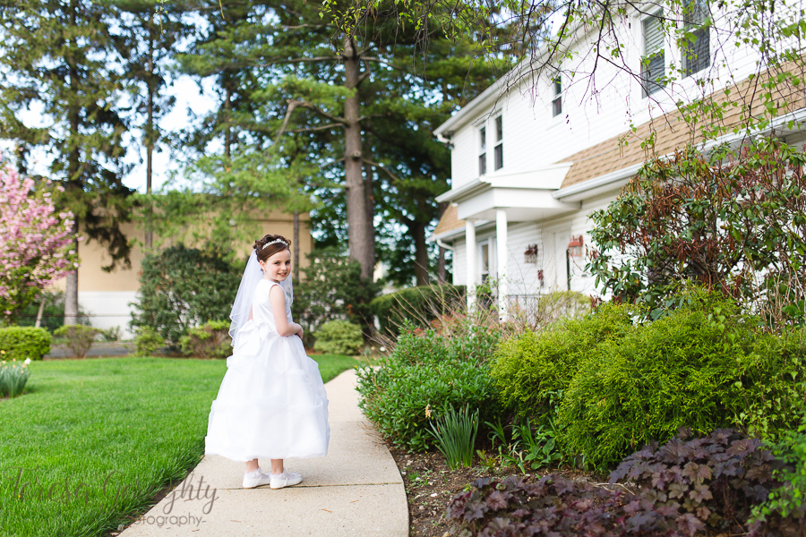 Long Island communion photographer