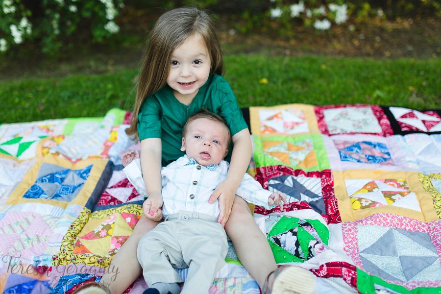 Nassau County newborn photographer