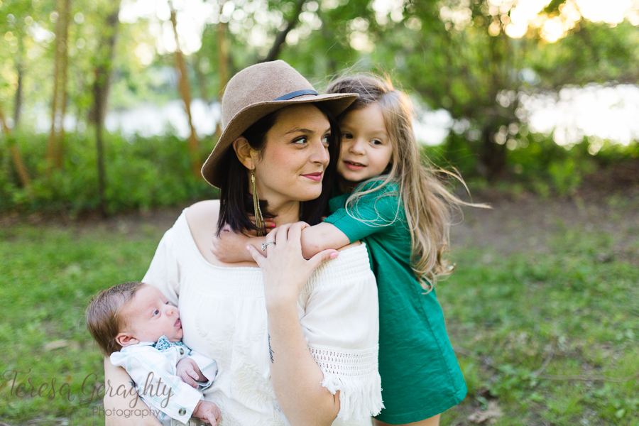 Long island mother and child photographer