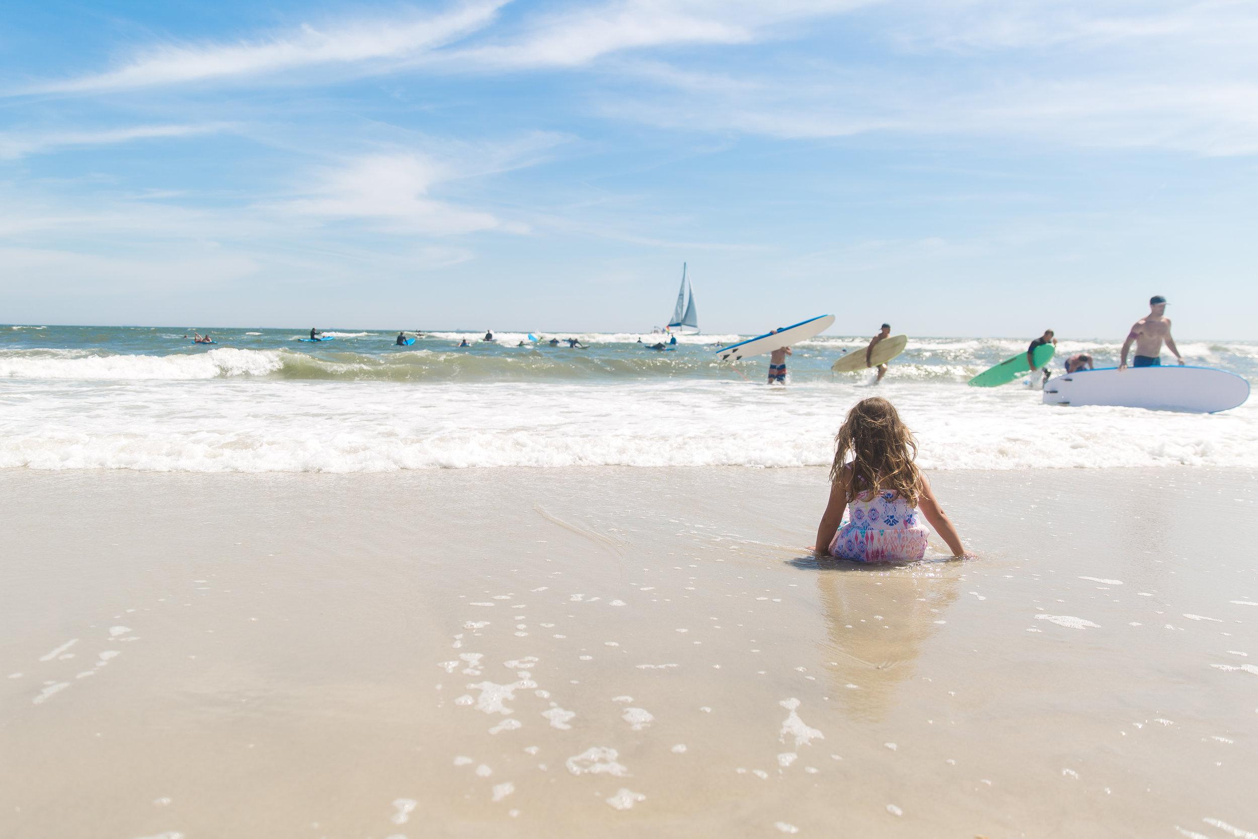 Long Island beach children photographer