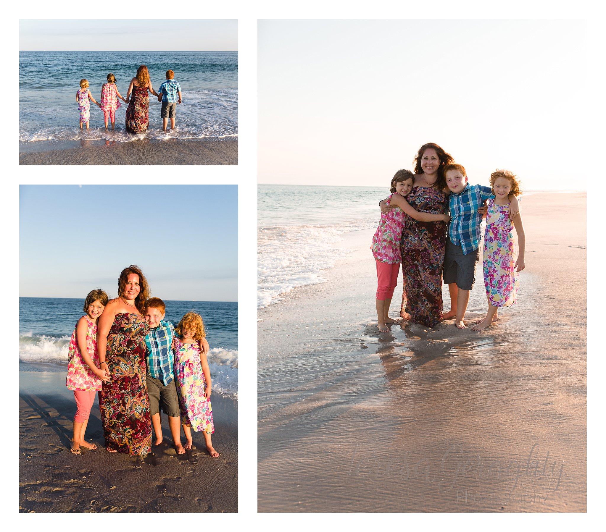 Long Island beach family photographer