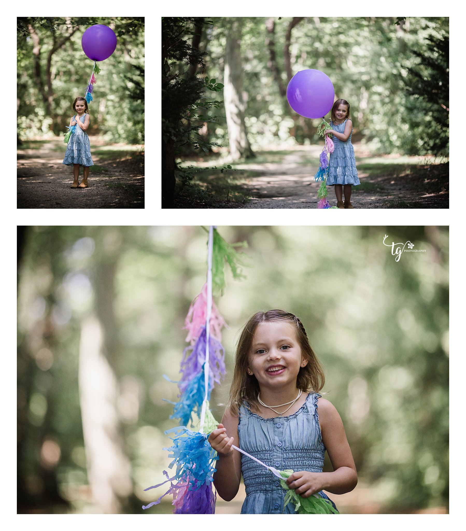 rustic boho birthday session