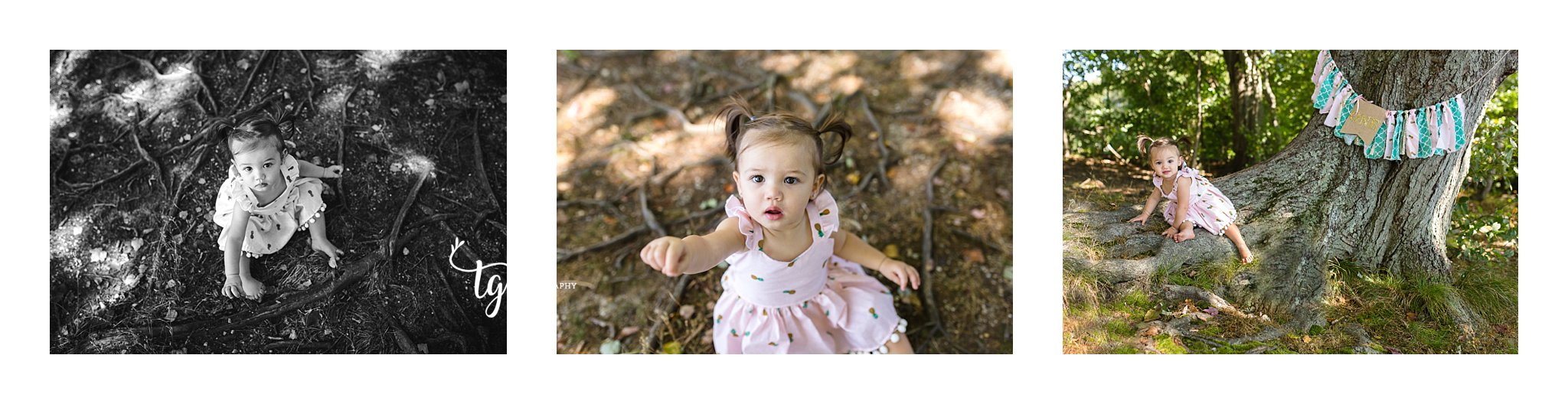 outdoor first birthday photographer