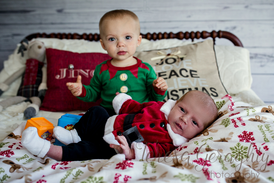 holiday mini sessions for newborns