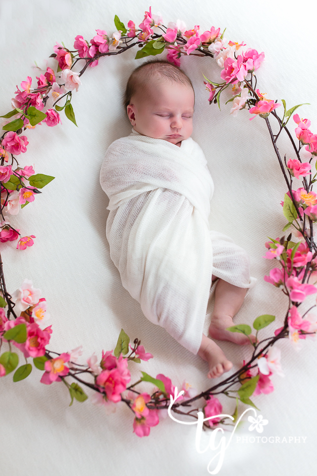 Quality boutique artistic baby photos