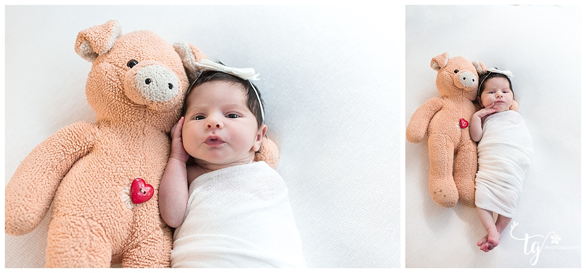 newborn photographer for natural images