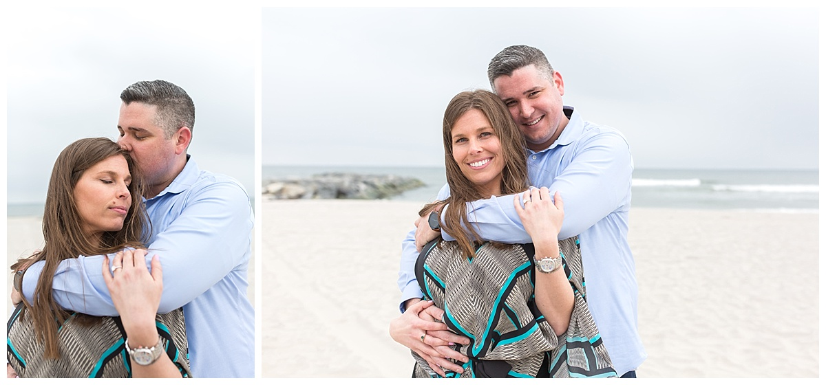 Long Beach engagement session