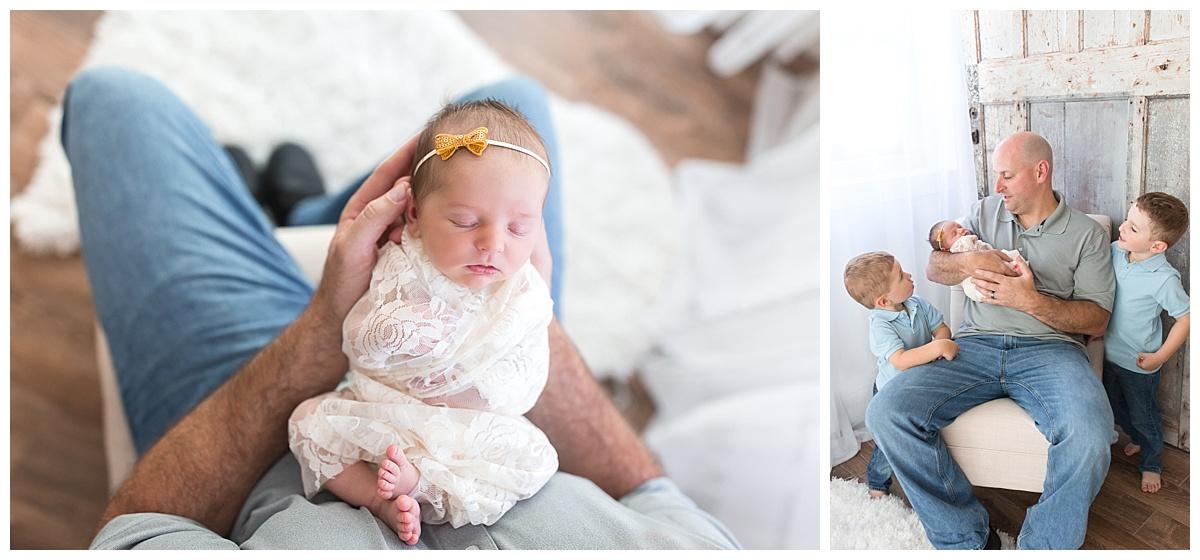 beautiful and timeless newborn photos