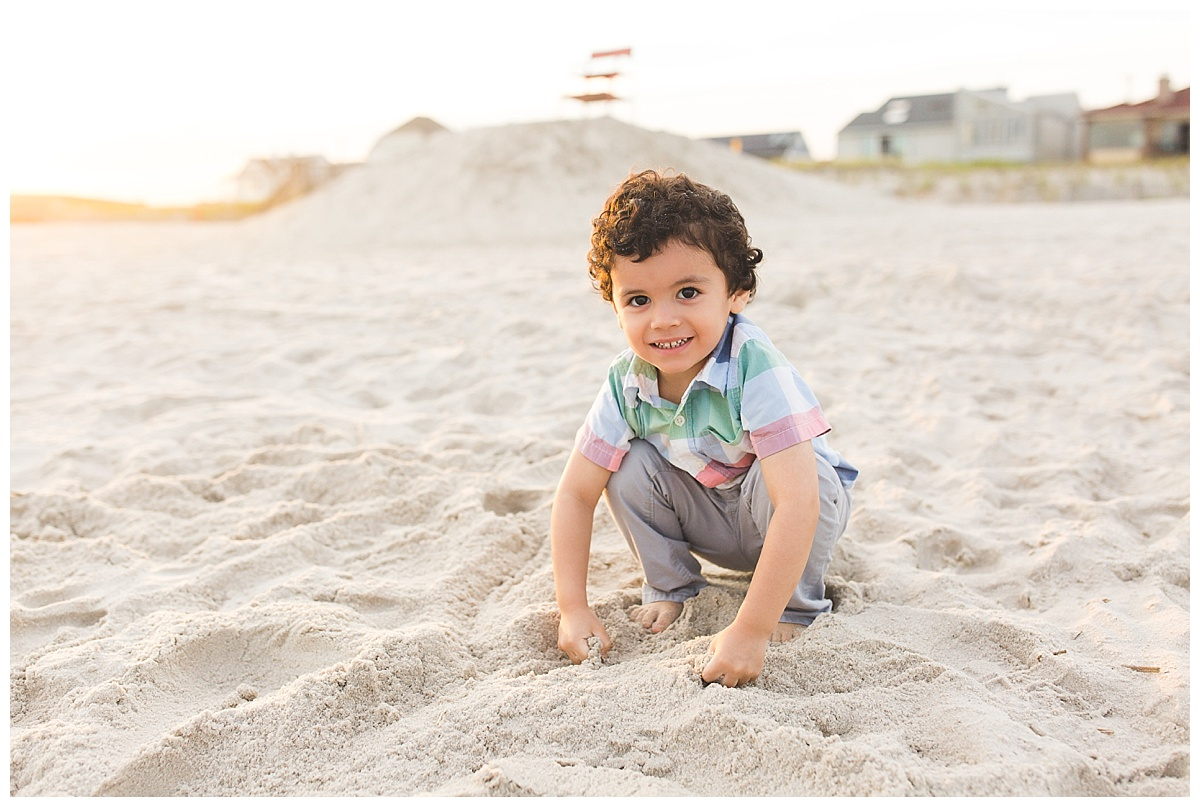 children's photographer for beach photos