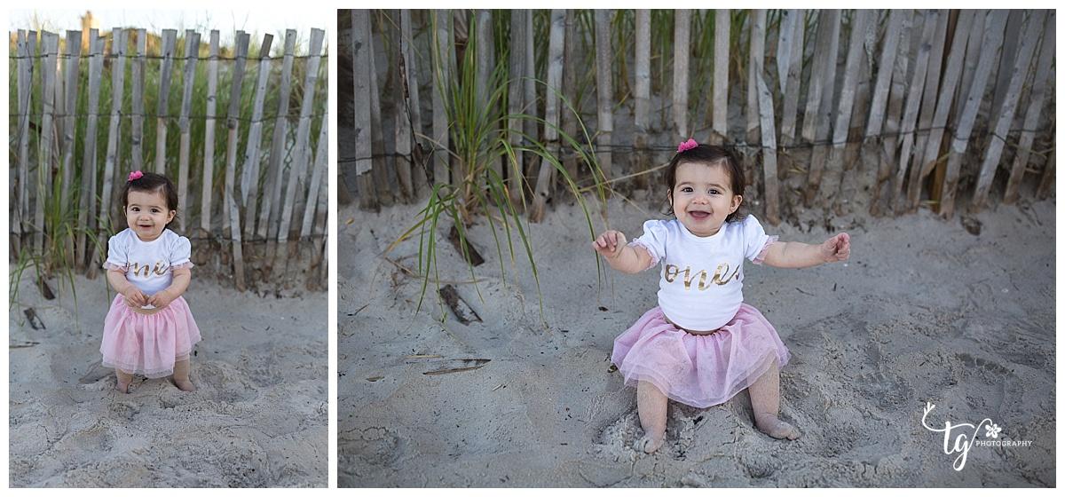 beach photographer for kids photos