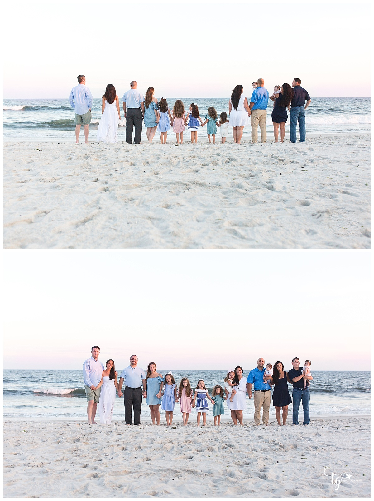 photographer for extended family photos