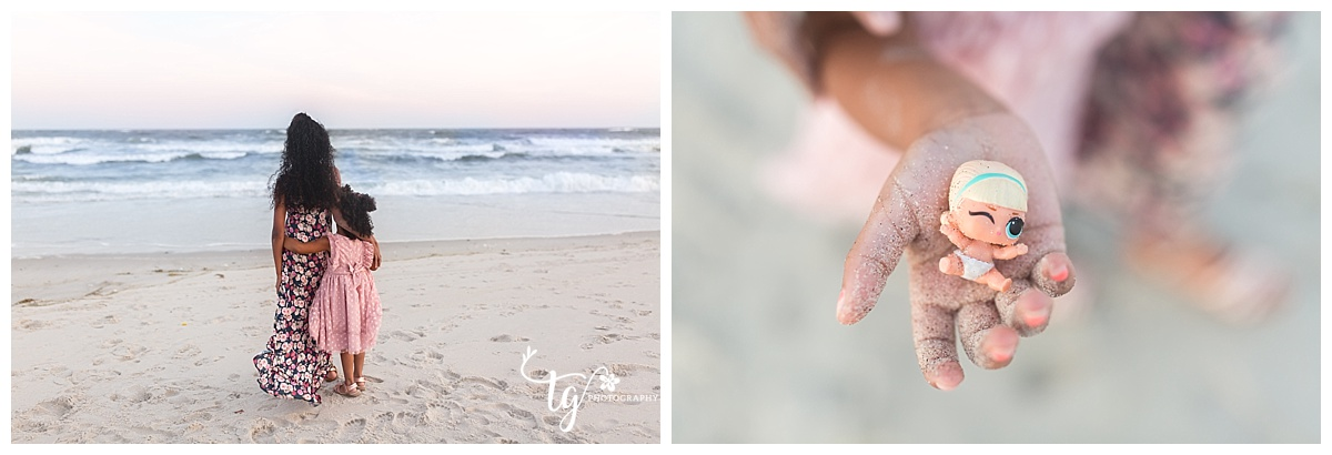 beach mini sessions
