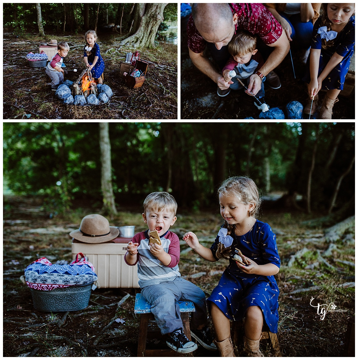 family holiday session
