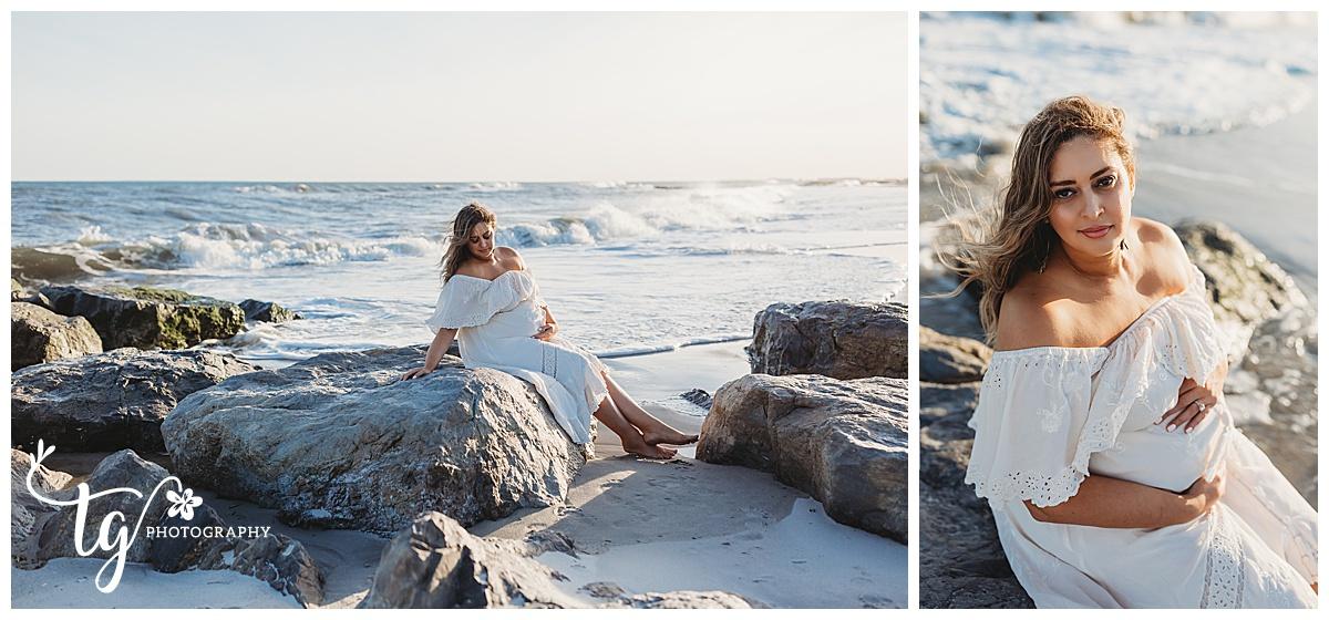 Long Beach maternity photographer