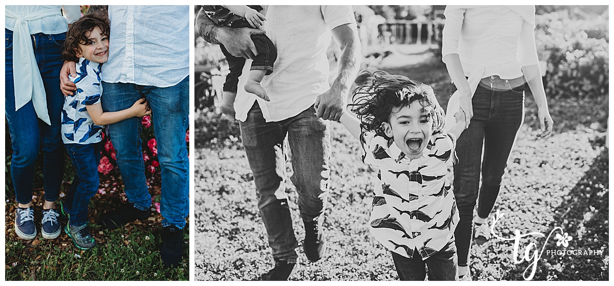 photographer for candid family photos