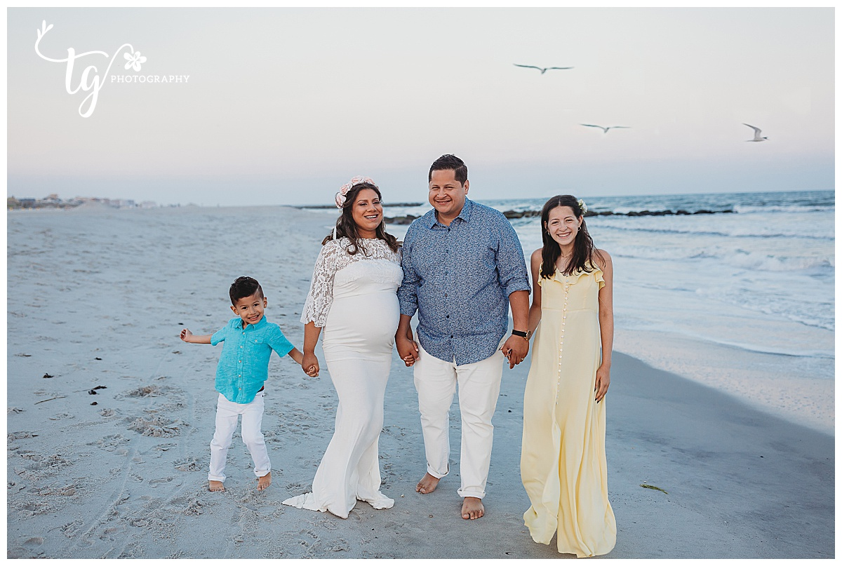natural and candid family photographer