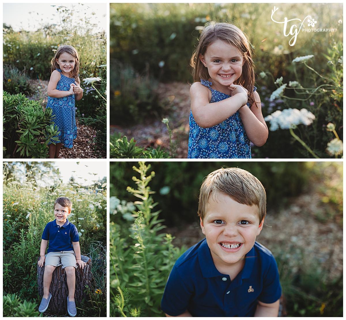 birthday photographer for outdoor photos
