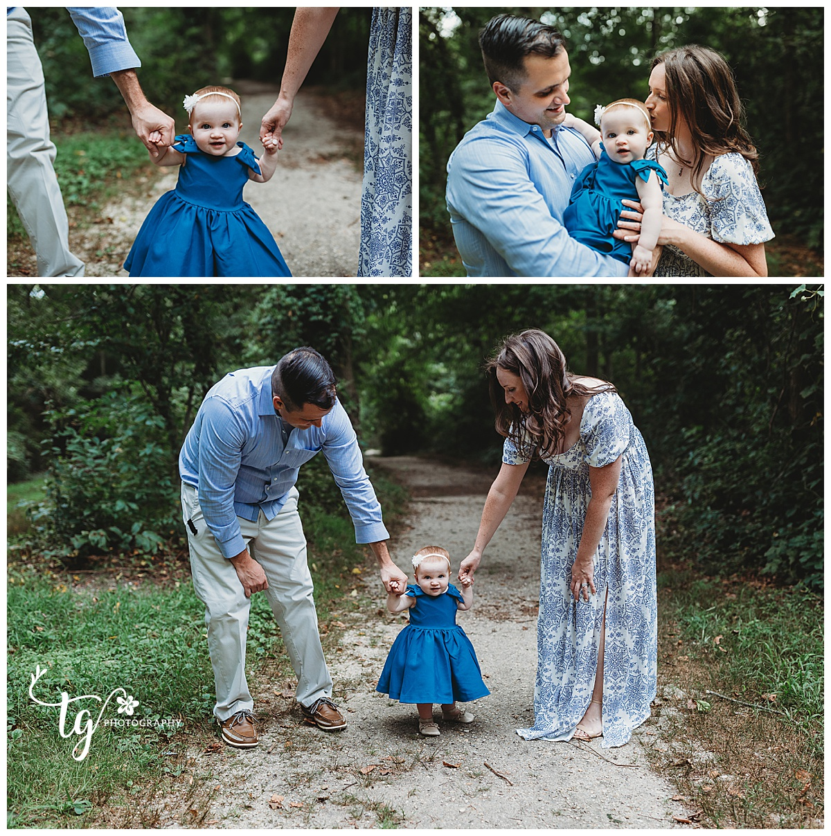 photographer for outdoor first birthday photos