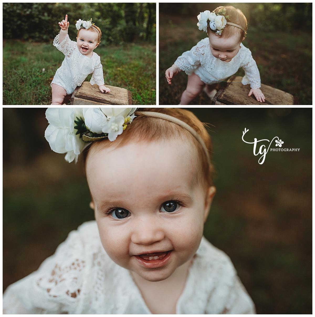 photographer for first birthday photos