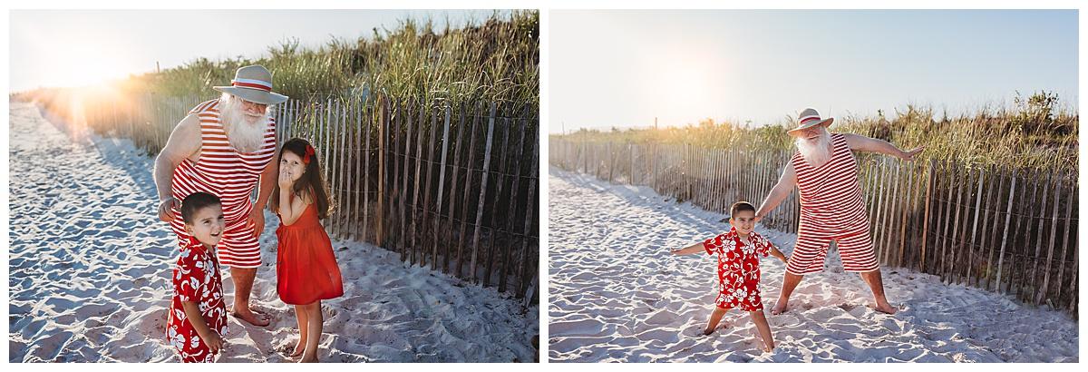 beach holiday photos
