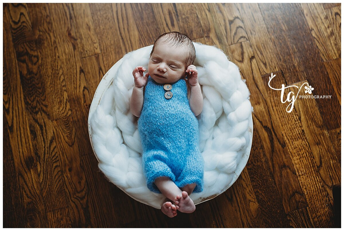 unique baby photos in your home